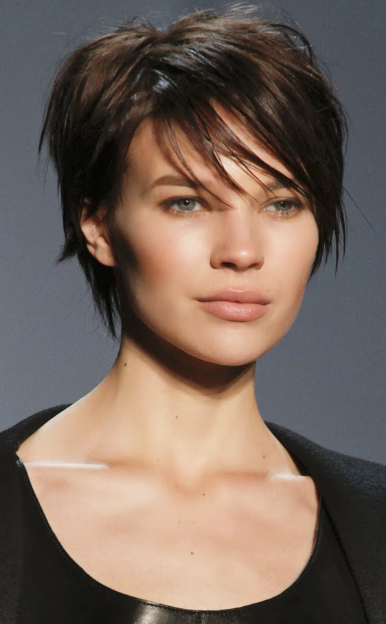 peinados para mujer con cabello corto fciles