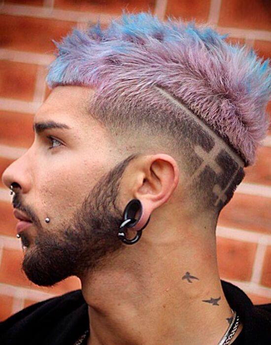 120 cortes de cabello para hombre tendencias y estilos for Peinado fade