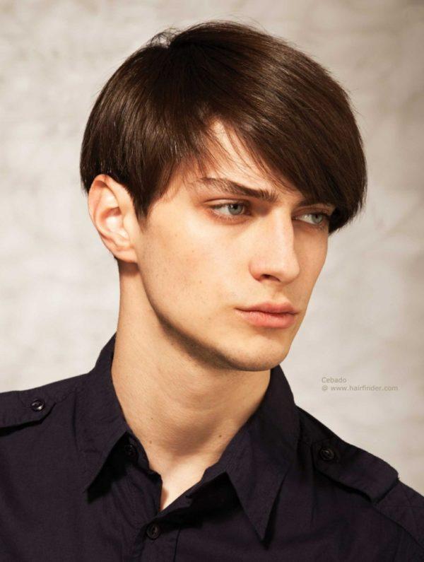 corte de cabello de hombre moderno que te puedes hacer si eres un hombre joven y quieres estar a la moda with cortes de pelo de hombre modernos