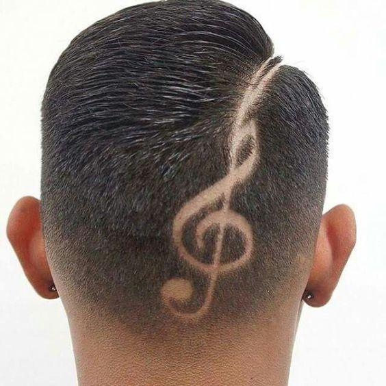 Back Of Hair Design
