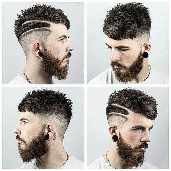 imagen con corte de pelo para hombres de hoy