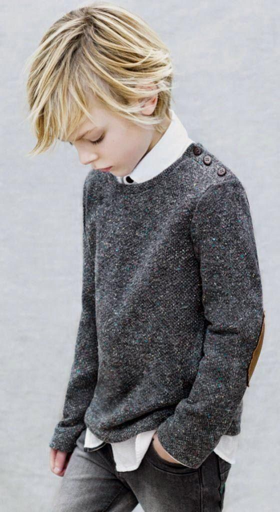 Peinados modernos para ni os y adolescentes de peinados - Cortes pelo nina 2017 ...