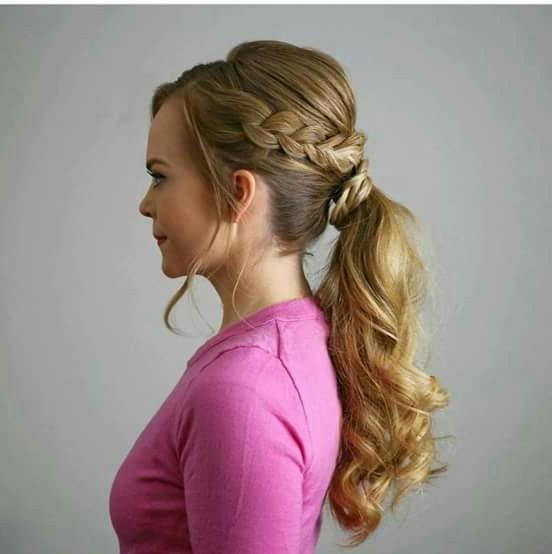las famosas lucen sus peinados que son de inspiracin para muchas a la hora de elegir un peinado para fiestas - Peinados Fiesta
