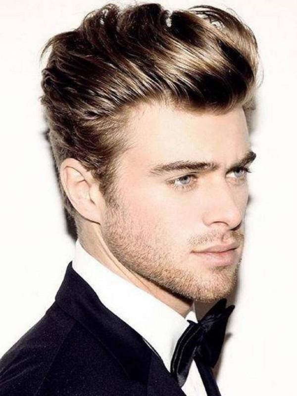Peinados Modernos Para Hombres Pelo Largo Cortes De Pelo Con - Peinados-modernos-para-hombres