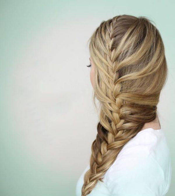 115 Peinados Con Trenzas Todos Los Tipos De Peinados - Peinados-con-tranzas