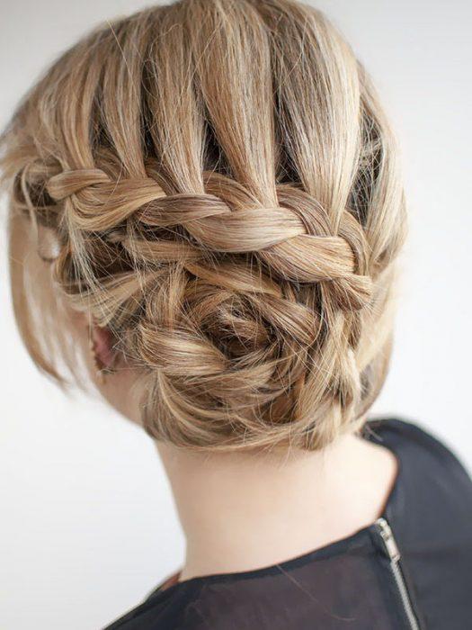 Sensacional tipos de peinados Imagen de cortes de pelo consejos - 115 Peinados con Trenzas - Todos los tipos - De Peinados