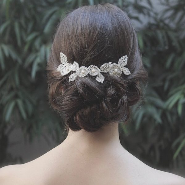 101 peinados de novia 2017 de peinados