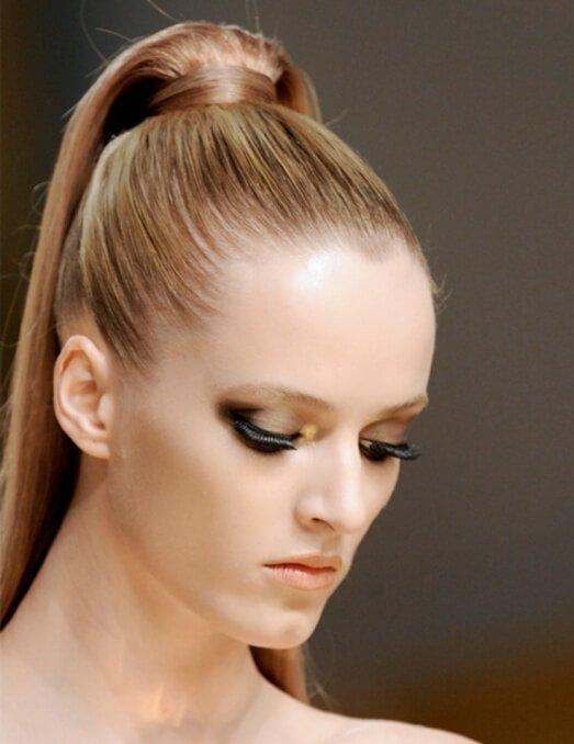 60 Peinados Faciles Recogidos Y Semirecogidos Para Cabello Largo - Ver-recogidos-de-pelo