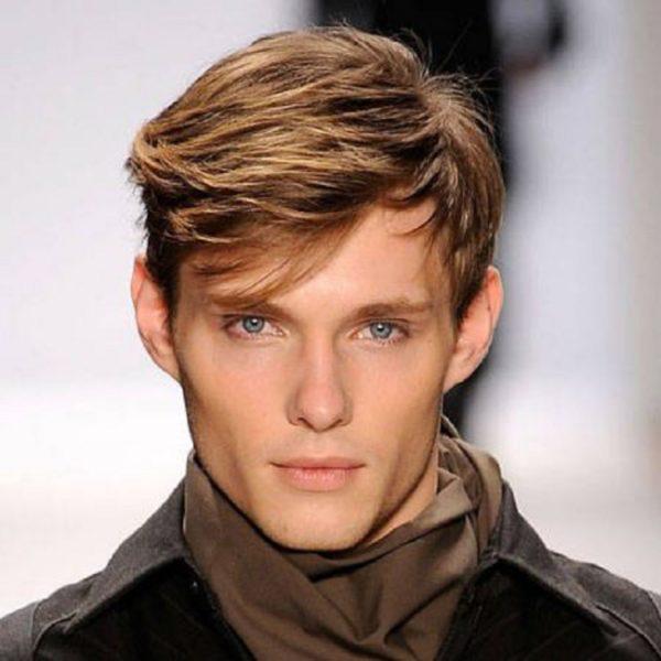 corte de pelo de hombre para hombres con pelo largo - Cortes De Pelo Largo Hombre