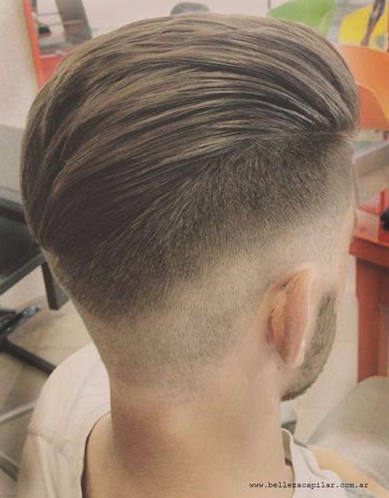 Cortes de cabello de atras