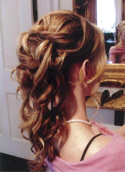 120 Peinados de noche para verte bellisima De Peinados