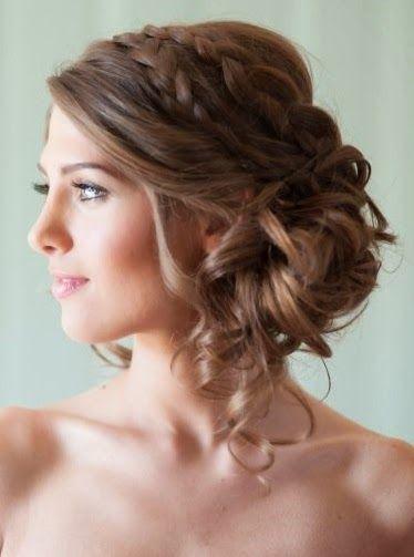 120 Peinados De Noche Para Verte Bellisima De Peinados - Peinados-de-fiesta-recogidos-fotos