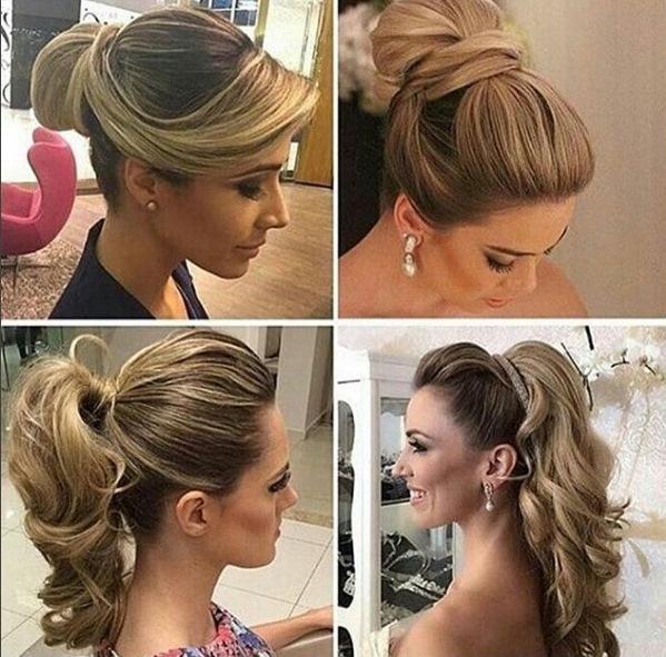 120 Peinados De Noche Para Verte Bellisima 2019