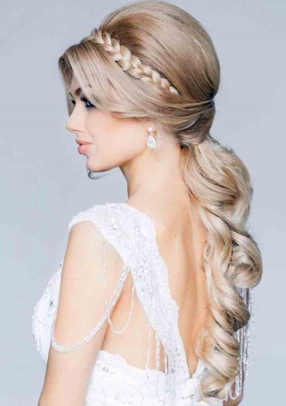 9728060f1 120 Peinados de Noche para verte Bellisima 2019