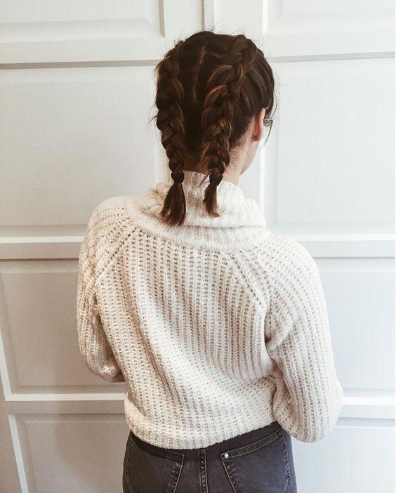 Peinados Con Ondas Trenzas Y Rulos Para Cabello Corto Y