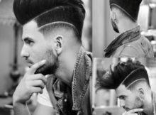 Cortes De Pelo Con Lineas 2017 Peinados Hombre 2018 2019