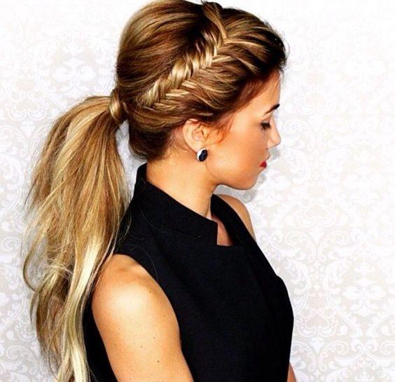 Peinados Elegantes Para Fiestas De Peinados - Peinados-para-fiesta-de-noche