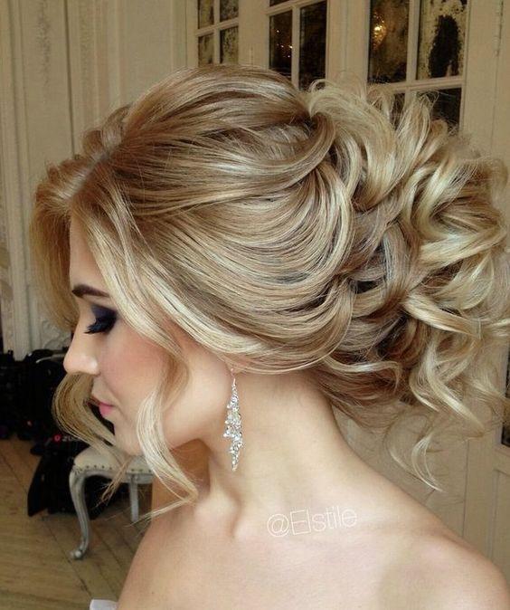Peinados Elegantes Para Fiestas De Peinados - Peinados-de-fiesta-recogidos-fotos