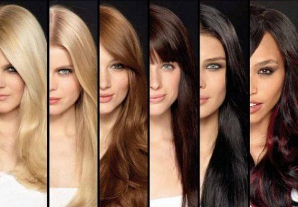 Resultado de imagen para cabello de varios tonos
