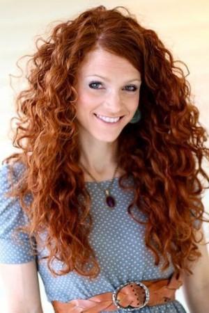 Cortes de cabello para rizos largos