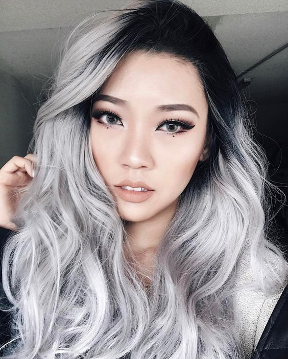 Colores de cabello para una guera