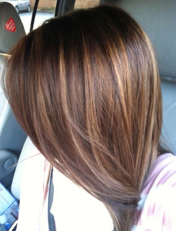 Como hacer los rayitos en cabello corto