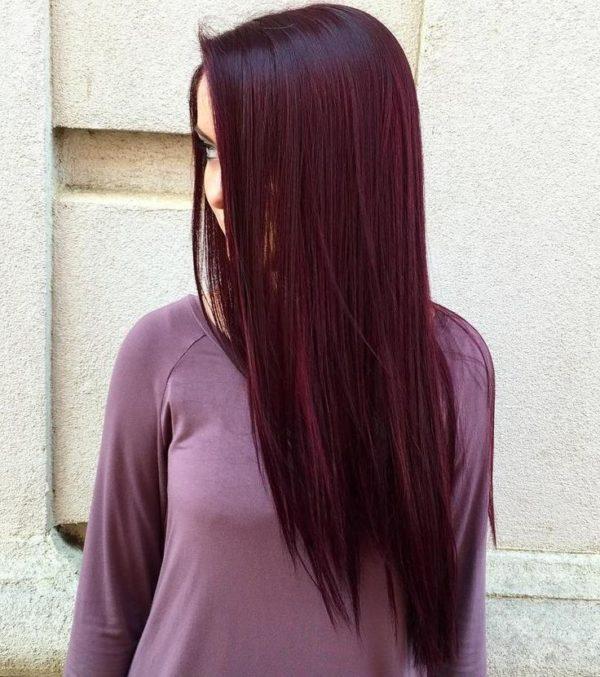 Cabello rojo tintes cuidados y mejores tonos seg n tu for Pared color cereza