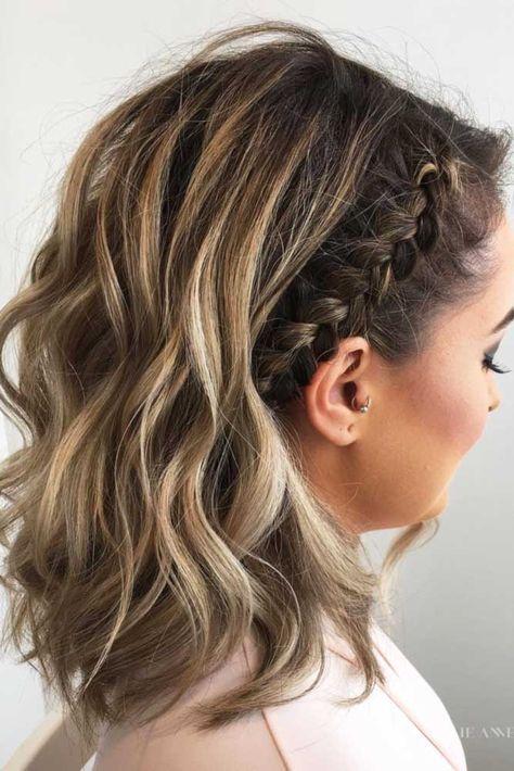 Peinados para cabello corto 2017 2018 tendencias De Peinados