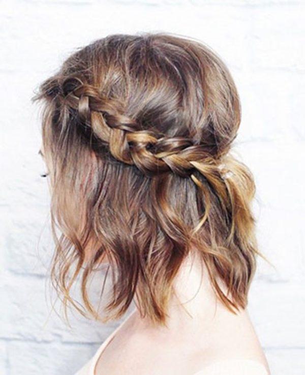 Peinados para cabello corto 2017 2018 tendencias de - Peinados actuales de moda ...