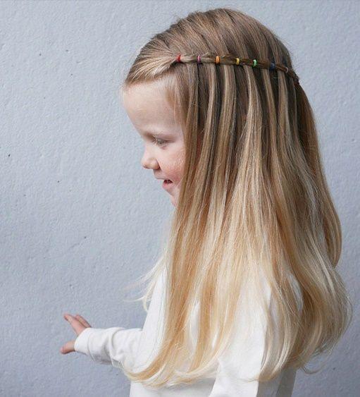 120 peinados para ni as f ciles bonitos r pidos y elegantes de peinados - Como hacer peinado para boda ...