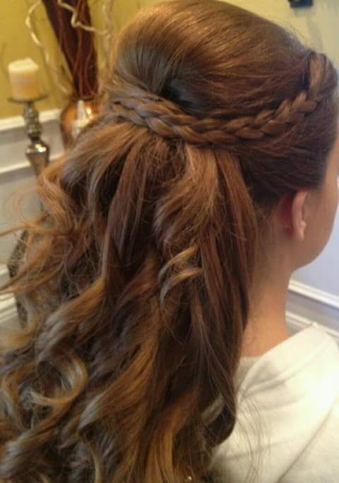 120 peinados para ni as f ciles bonitos r pidos y elegantes de peinados - Peinados faciles y elegantes ...