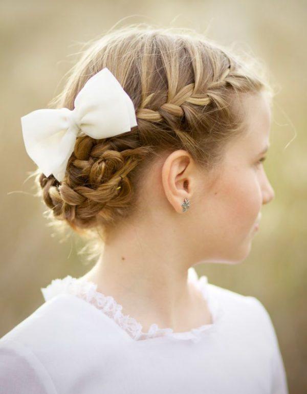 Peinados Para Niñas 2019 Fáciles Bonitos Rápidos Y