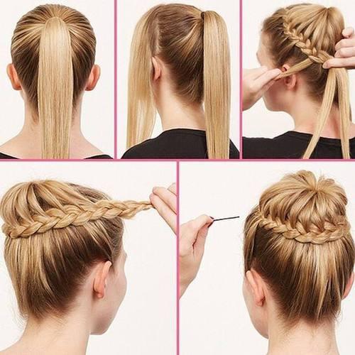 120 Peinados Para Ninas Faciles Bonitos Rapidos Y Elegantes De