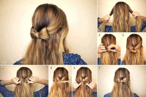 Peinados faciles y bonitos monos
