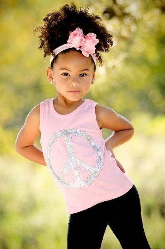 pictures of little black girls hair styles peinados afro para y ni 241 as de moda de peinados 2102 | AfroNena48