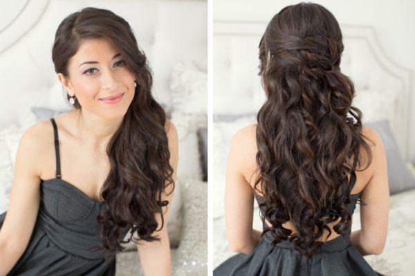 Peinados Faciles Rapidos Y Bonitos Con Ideas Paso A Paso De Peinados - Los-recogidos-mas-elegantes