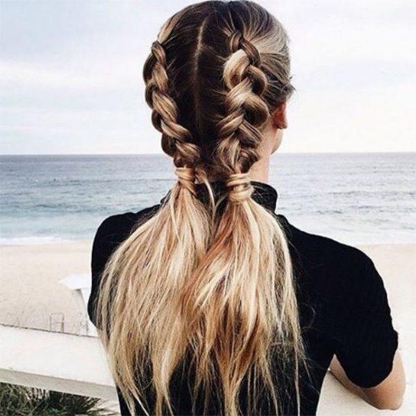 solo tienes elegir los peinados que mas te gusten y animarte a hacerlos con tus propias manos o sino buscar a una amiga que pueda hacerlos sin problemas - Peinados Fciles