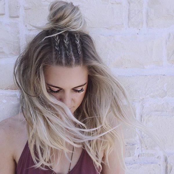 Peinados Faciles Rapidos Y Bonitos Con Ideas Paso A Paso De Peinados