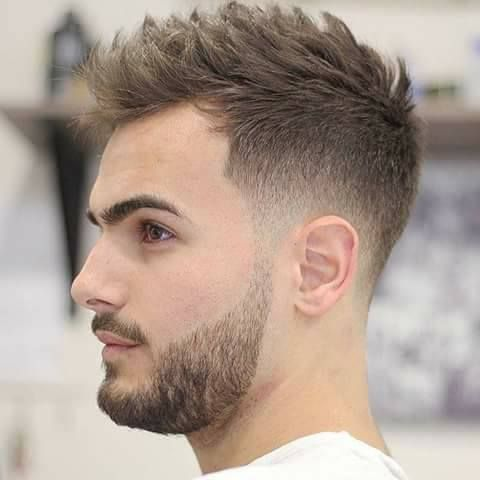 Cortes De Pelo Para Hombre 2018 De 120 Imagenes De Peinados - Cortar-pelo-hombre
