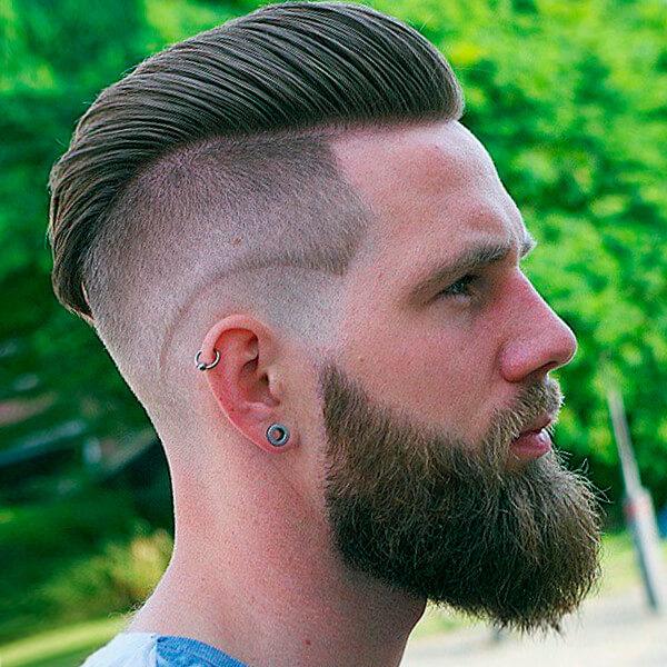 Corte de cabello varon moda