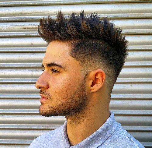 Corte de pelo de hombres