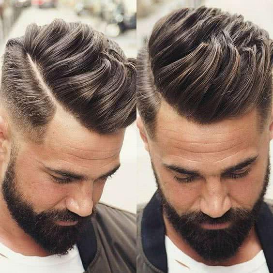 Cortes de cabello para hombres 2020 mayores