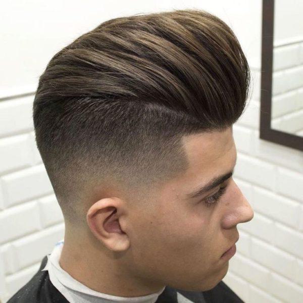 Nombres de peinados clasicos para hombres