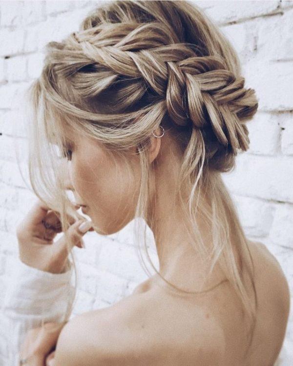 Peinados de novia faciles y rapidos