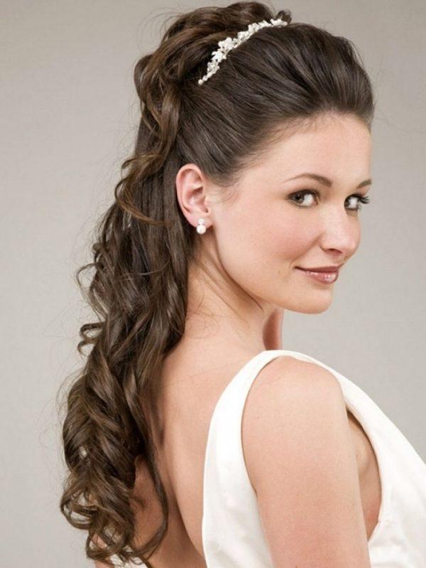 Peinados De Novia Fáciles Para Estar Muy Hermosa En Tu Boda 2019