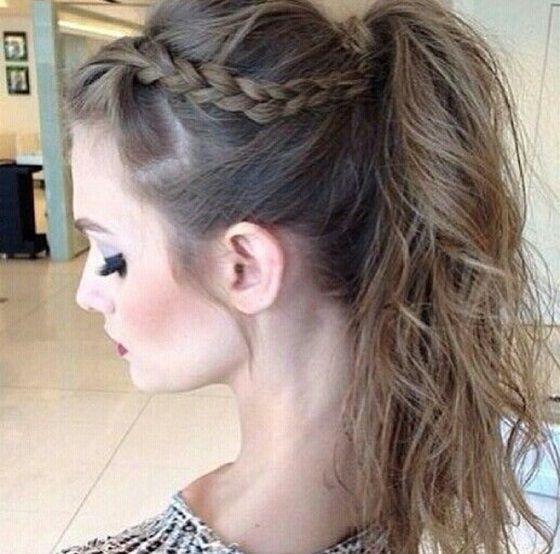 Peinados Espectaculares Para Cabello Corto Largo Y Media Melena