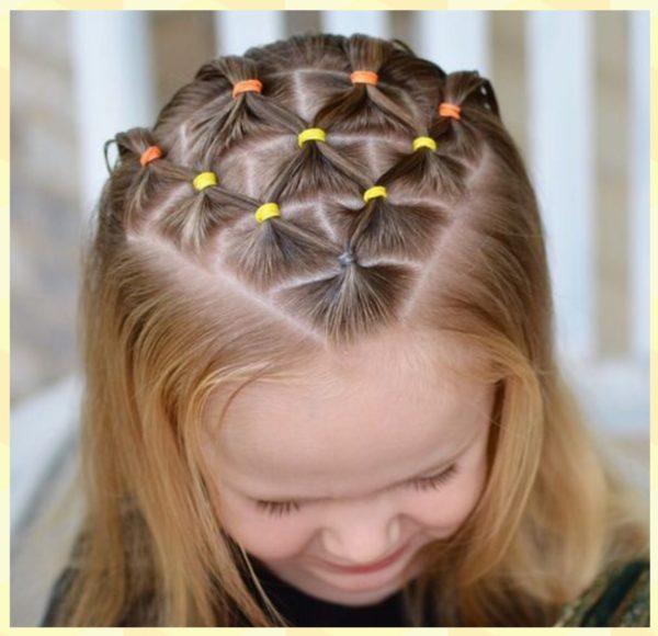Fascinante peinados faciles para niñas pelo corto Fotos de estilo de color de pelo - Peinados para Cabello Corto fáciles, rápidos y hermosos