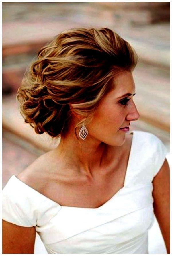 Peinados madre de la novia 2019