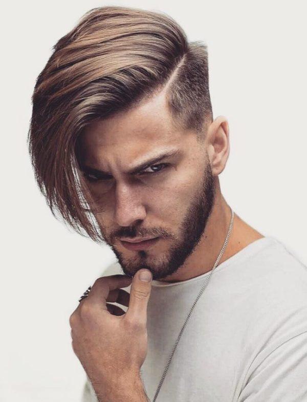 Cortes de cabello elegantes para hombres 2018
