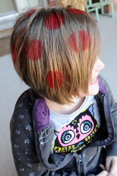 De última generación peinados divertidos para niñas Galería de cortes de pelo Ideas - Peinados Locos y Divertidos para niña y niño ¡Las MEJORES ...